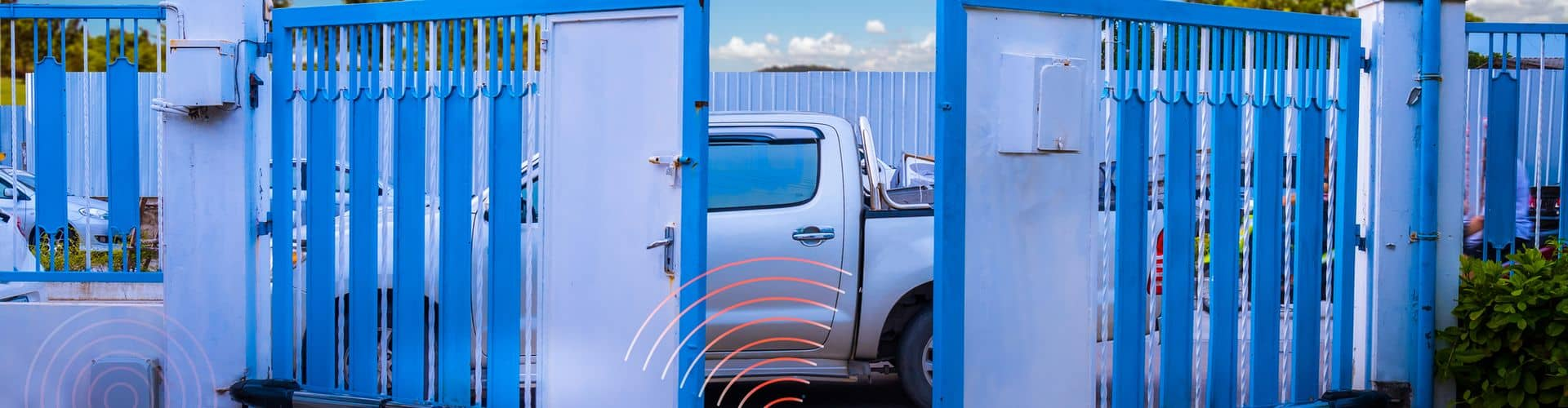 How Does a Gate Access Control System Work?